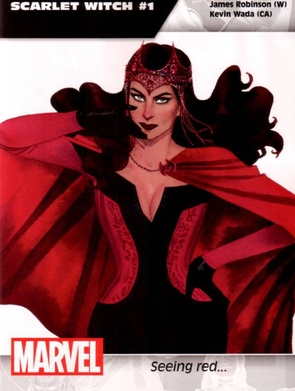 Marvel Bruja Escarlata