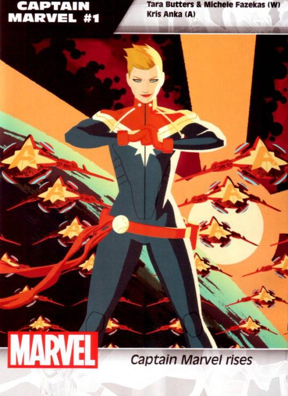 Marvel Capitana Marvel