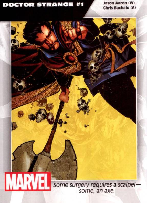Marvel Dr. Extraño