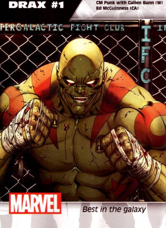 Marvel Drax