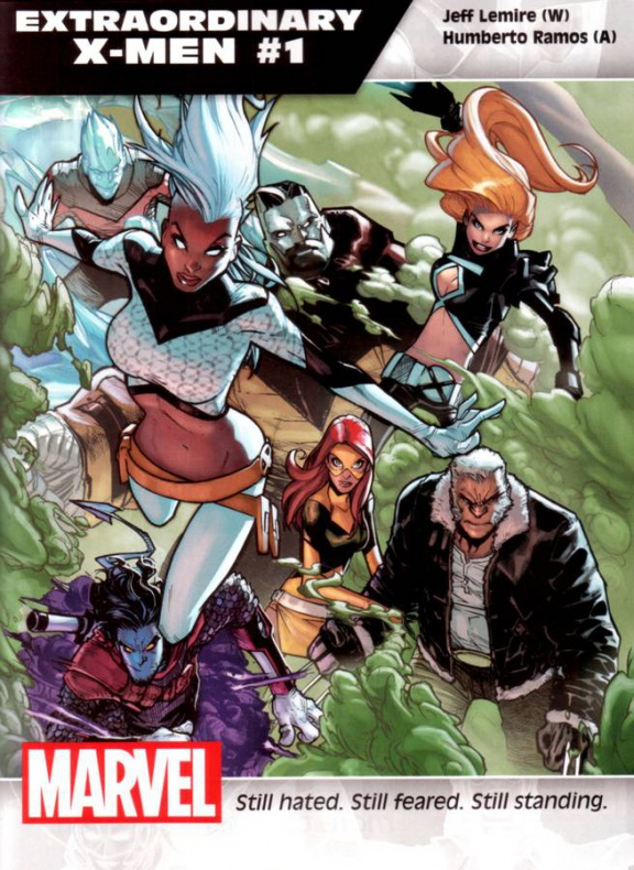 Marvel Extraordinary X-Men