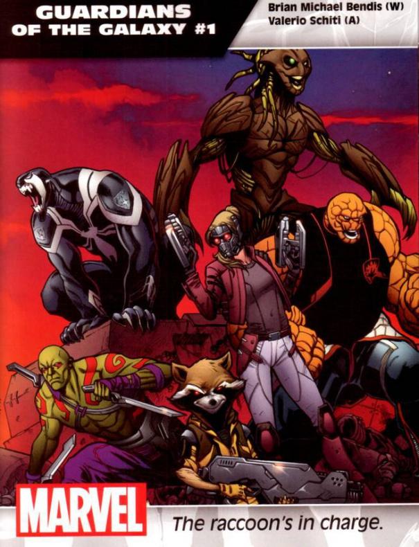 Marvel Guardianes de la Galaxia