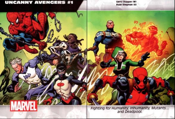 Marvel Imposibles Vengadores