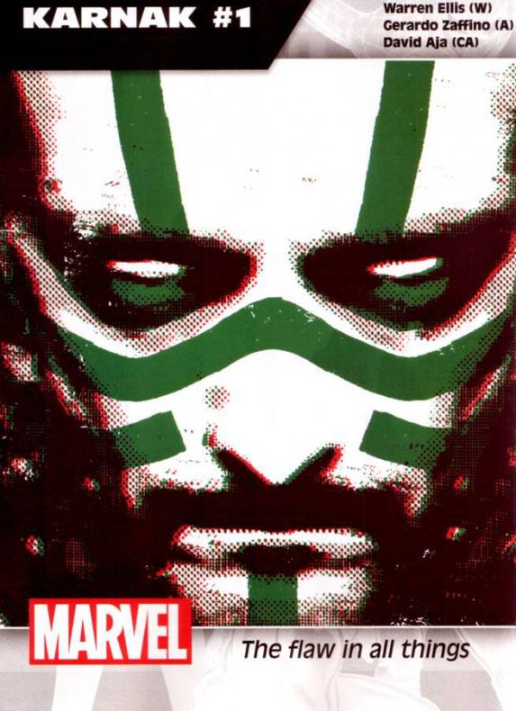 Marvel Karnak