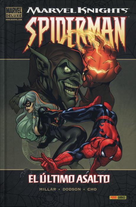 Marvel Knights Spiderman 2 El último asalto