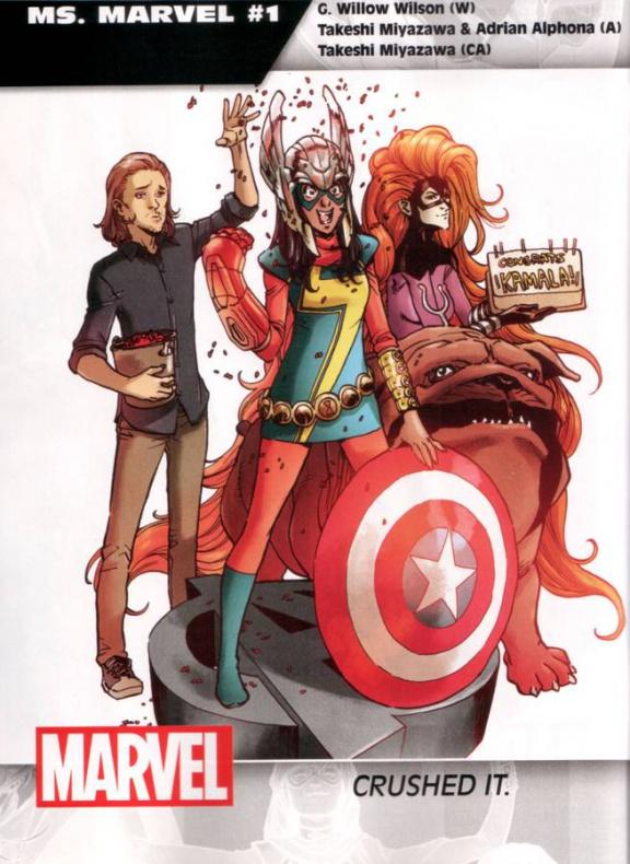 Marvel Ms. Marvel