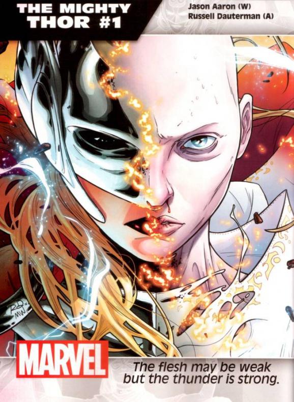 Marvel Poderosa Thor