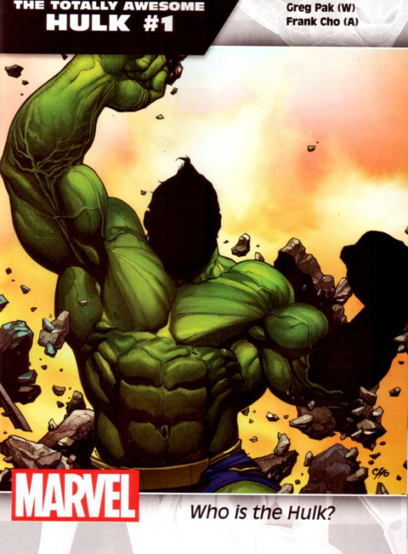 Marvel Totally Awesome Hulk