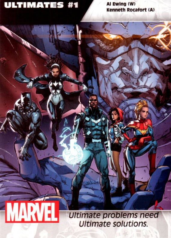 Marvel Ultimates