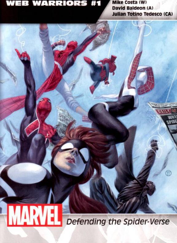 Marvel Web Warriors