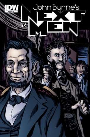 Misión: salvar a Lincoln
