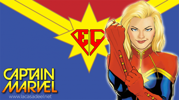 Podcast Capitana Marvel