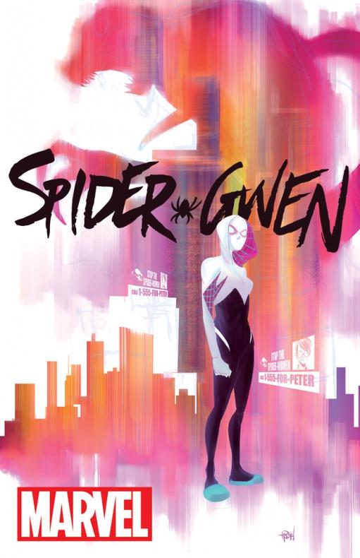 Spider-Gwen Nueva serie portada