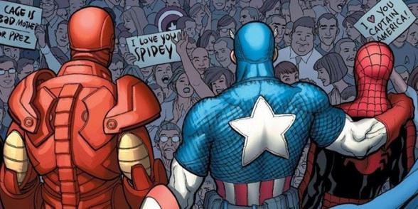 SpiderMan joins Marvel Cinematic Universe