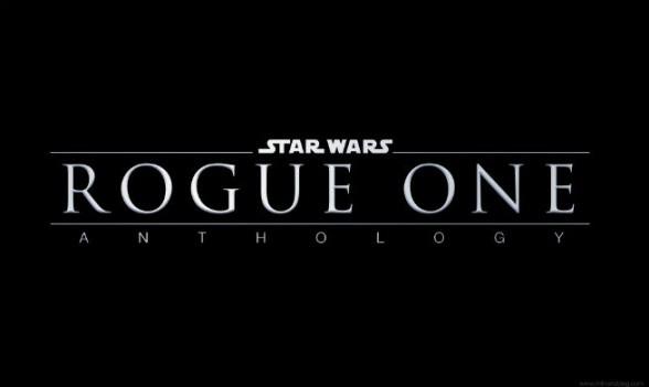 Star Wars Rogue One - logo