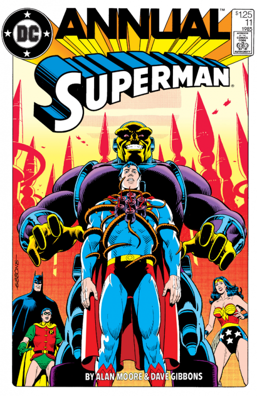 Superman Alan Moore