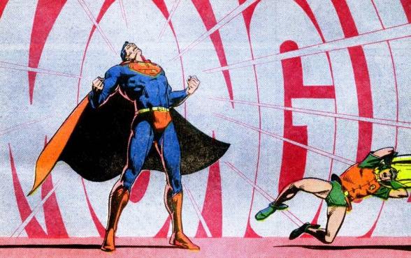 Superman Alan Moore