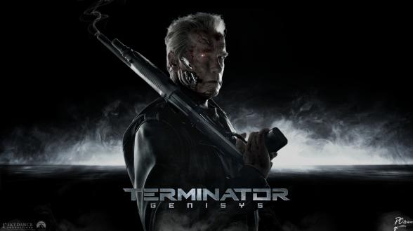 Terminator Genesis T-800