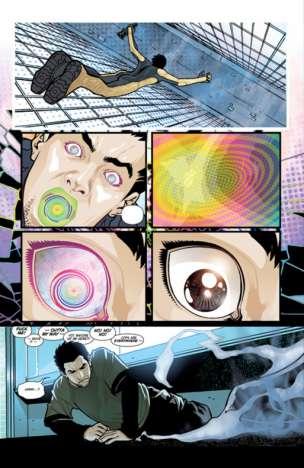 Psicodelia y superhéroes