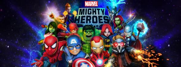 X-Men se quedan fuera del poster y juegos de Marvel Juego