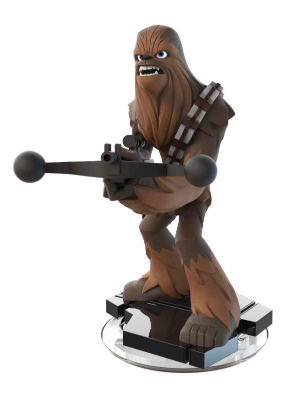 disney infinity star wars chewbacca