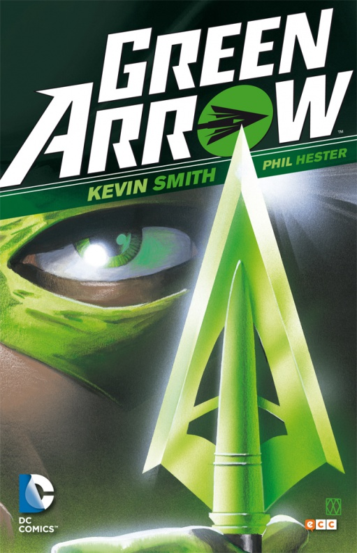 green arrow kevin smith