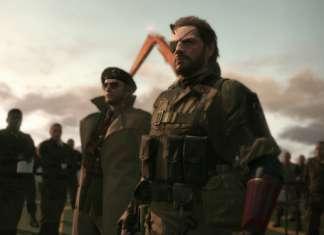 Metal Gear V