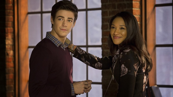 the-flash-barry-allen-iris-west