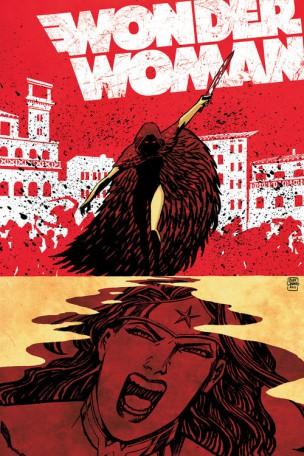 wonder woman sangre 2