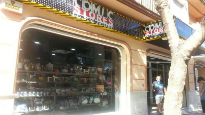 La Tienda del Mes  Comic Stores Fuengirola 13a2cf1334ad
