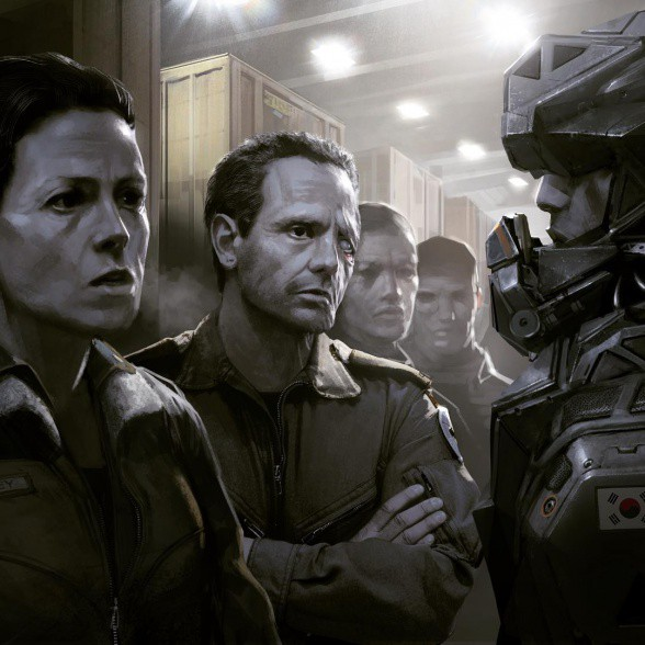 Alien, por Neill Blomkamp