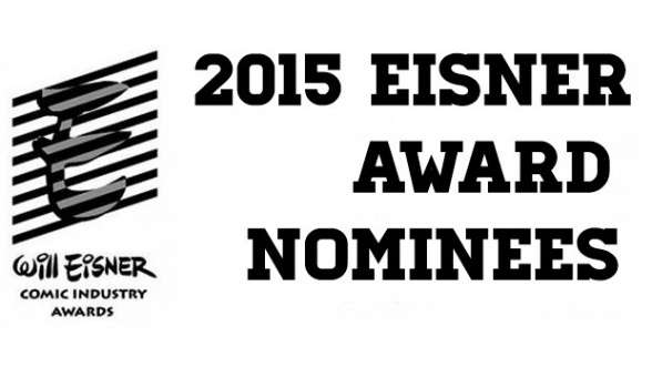 2015 nominados Premios Eisner