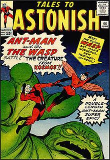 Marvel Gold: El Hombre Hormiga - El hombre en el hormiguero