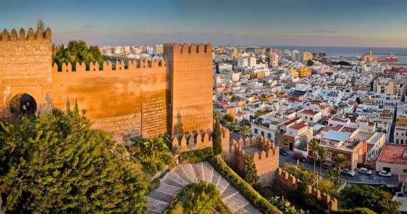 Alcazaba Almería Juego de Tronos