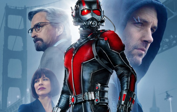 Ant-Man - destacada HQ
