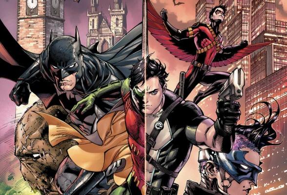 Batman y Robin Eternos destacada