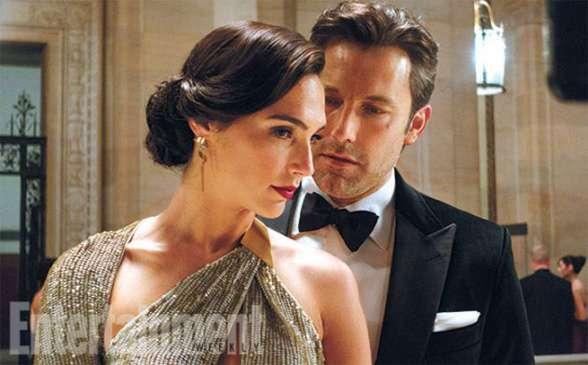 Ben Affleck Gal Gadot Batman Wonder Woman