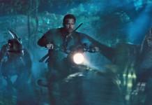 Chris Pratt velocirraptor