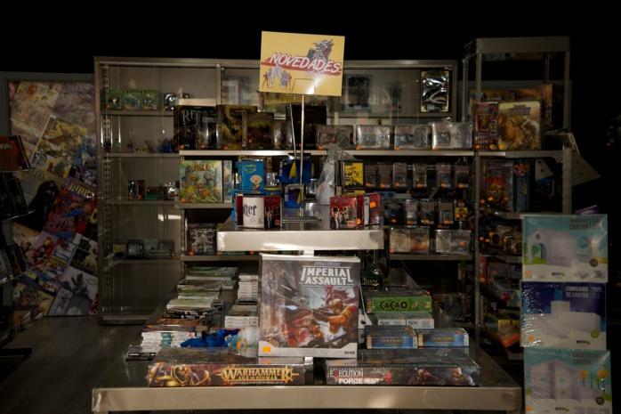 Comic Stores Fuengirola 1