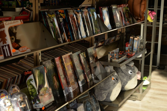 Comic Stores Fuengirola 3