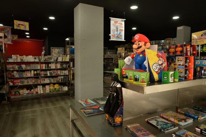 Comic Stores Fuengirola 4
