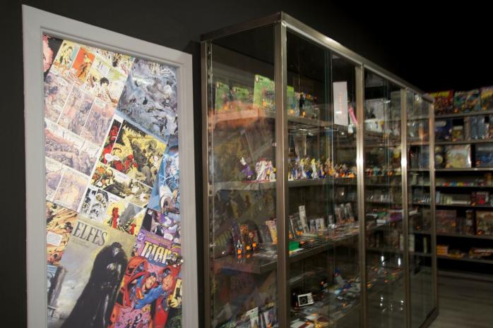 Comic Stores Fuengirola 5