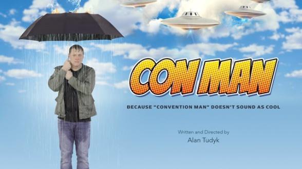Con Man Tudyk Poster