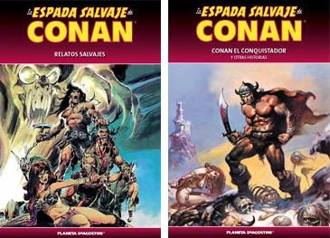 Coleccionable Conan