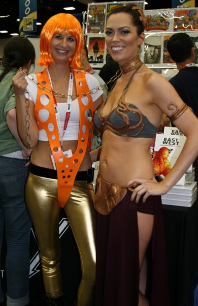 Cosplay San Diego Comic Con 1