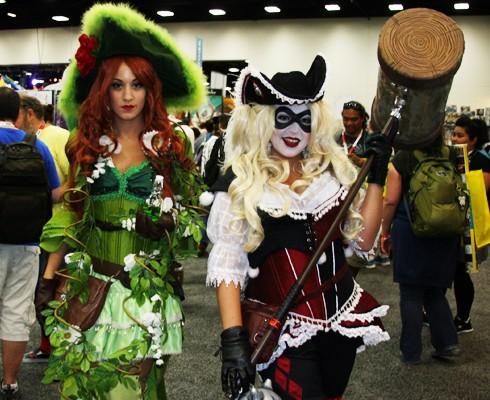Cosplay San Diego Comic Con 100