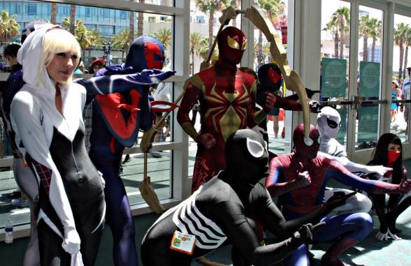 Cosplay San Diego Comic Con 102