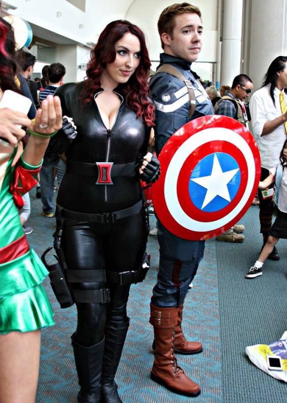 Cosplay San Diego Comic Con 104