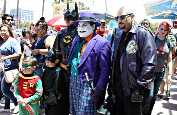 Cosplay San Diego Comic Con 116