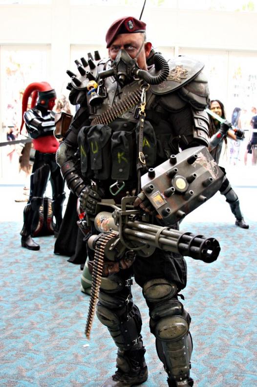 Cosplay San Diego Comic Con 121